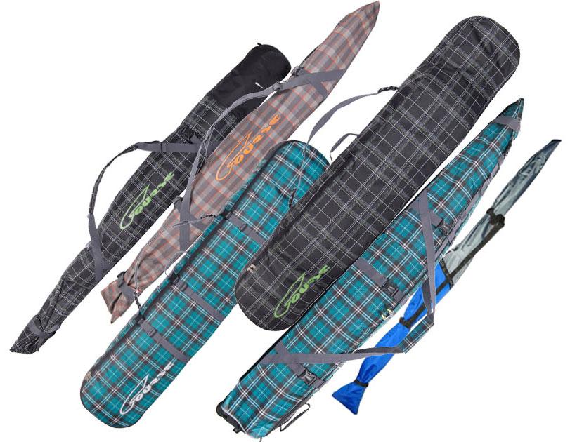 Чехлы для лыж и сноубордов COURSE