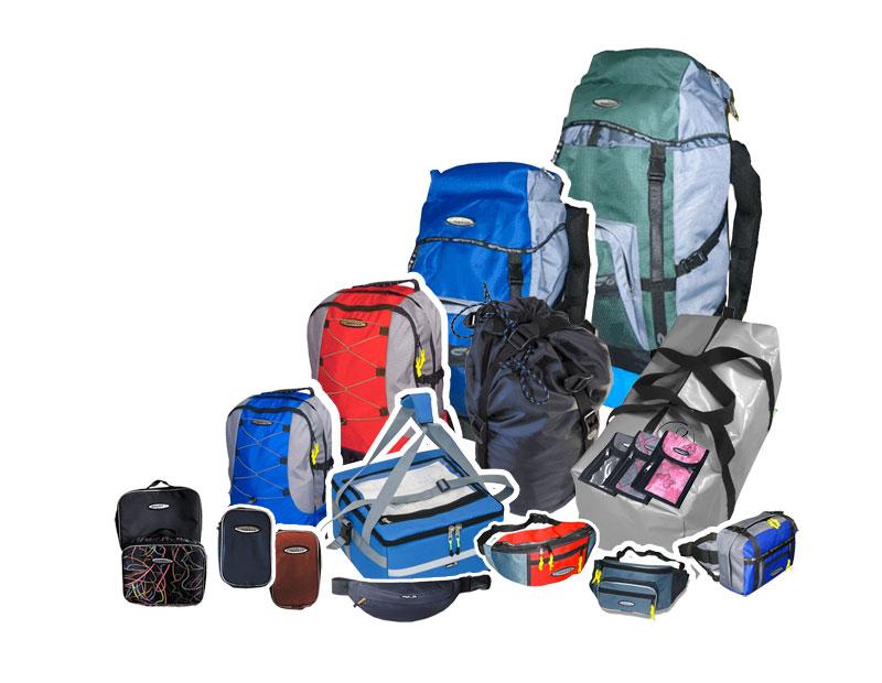 Рюкзаки, кошельки, сумки COURSE