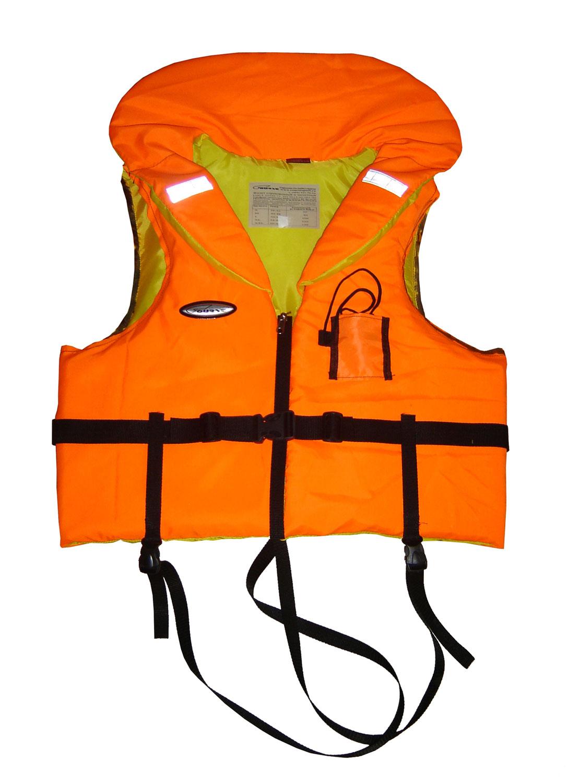 Поздравление к подаркам спасательный жилет