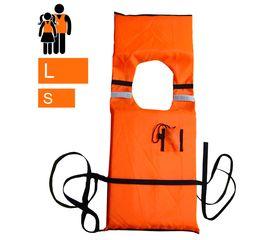 Жилет-нагрудник спасательный Course, размеры S, L