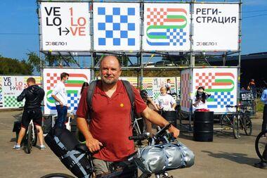 «Вело 1»: об участии Course в открытии 1-го участка велодорожки Москва-Санкт-Петербург