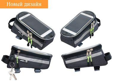 Новый дизайн велосумки «Мастер» для смартфона на раму