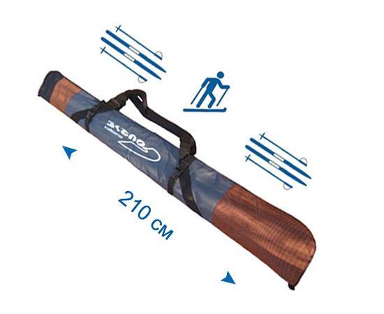 Распродажа чехлов Course на 1-2 пары беговых лыж длиной 210 см