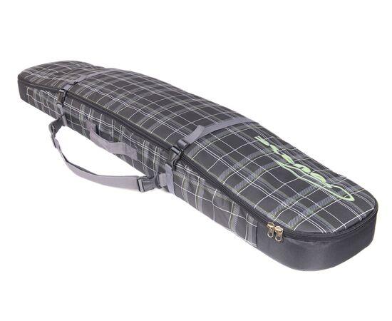 Чехол для сноуборда «Фьюжн-2» 165 см, черный