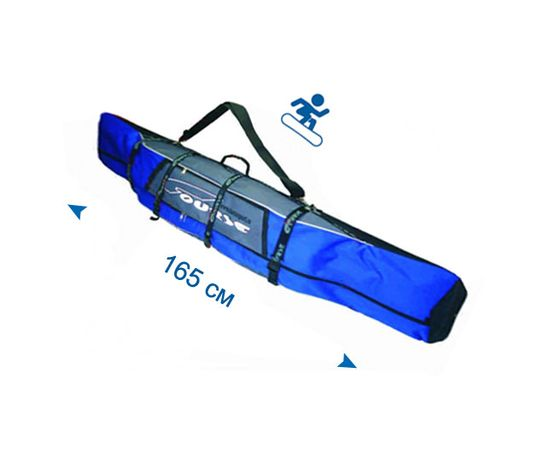 Чехол-рюкзак COURSE для сноуборда 165 см