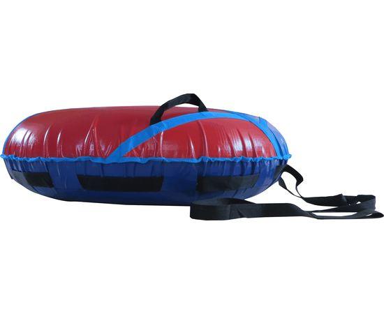 Санки (тюбинги) надувные COURSE усиленные диаметром 125 см (комплект А - с камерой)