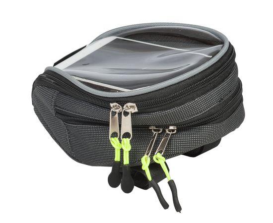 Велосумка на руль «Мастер», с карманом для мобильного телефона (смартфона)