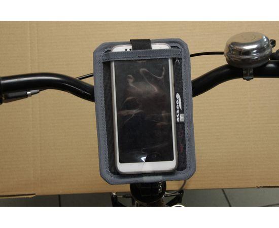 Велосумка «Поинт» на руль для телефона