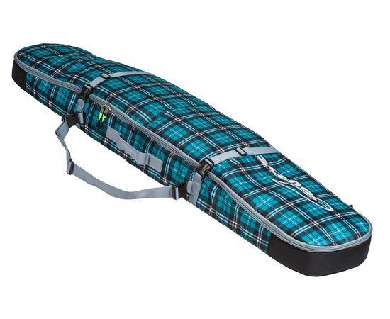 Чехол для сноуборда  «Фьюжн-2» 145 см, цвет Green check
