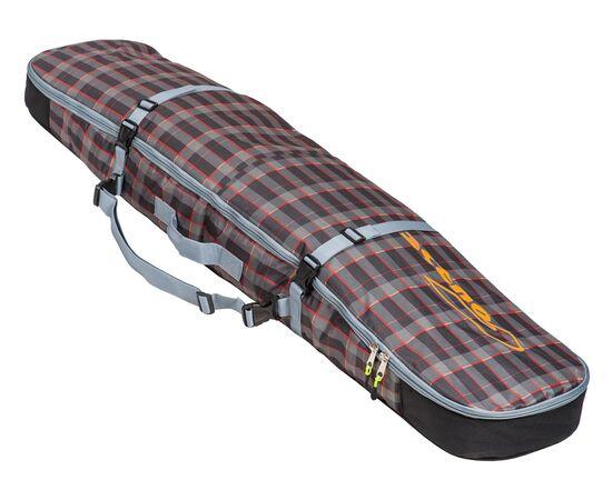 Чехол для сноуборда «Фьюжн-2» 155 см, цвет Orange check