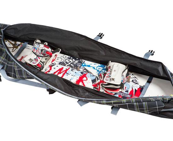 Чехол для сноуборда на колесах «Фрост» 145 см, фото внутри