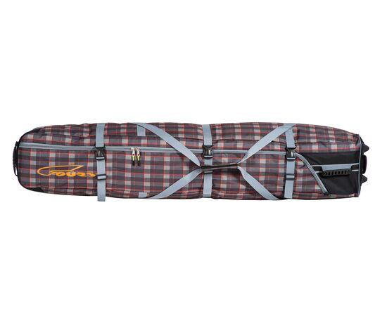 Чехол для сноуборда на колесах «Фрост» 145 см, вид сверху