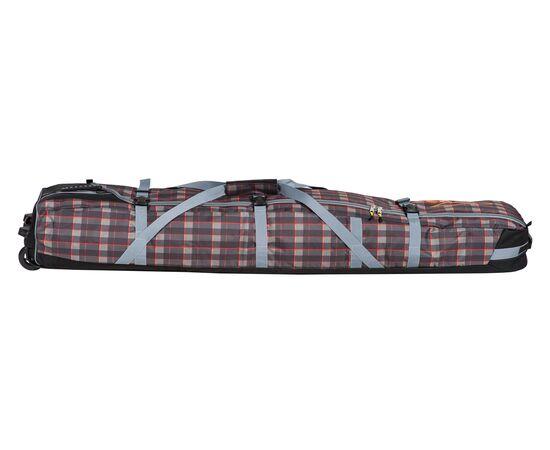 Чехол для сноуборда на колесах «Фрост» 145 см, вид сбоку