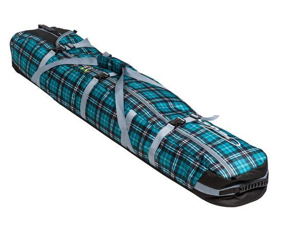 Чехол на колесах для сноуборда «Фрост» 155 см, общий вид