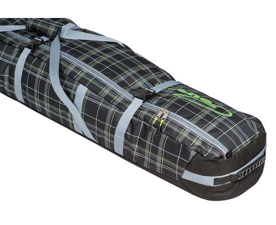 Чехол на колесах для сноуборда «Фрост» 165 см, вид на верхнюю часть