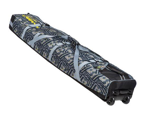 Чехол на колесах для сноуборда «Фрост» 175 см, цвет Black stroke