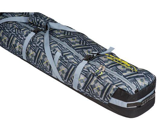 Чехол на колесах для сноуборда «Фрост» 175 см, фото верхней части чехла