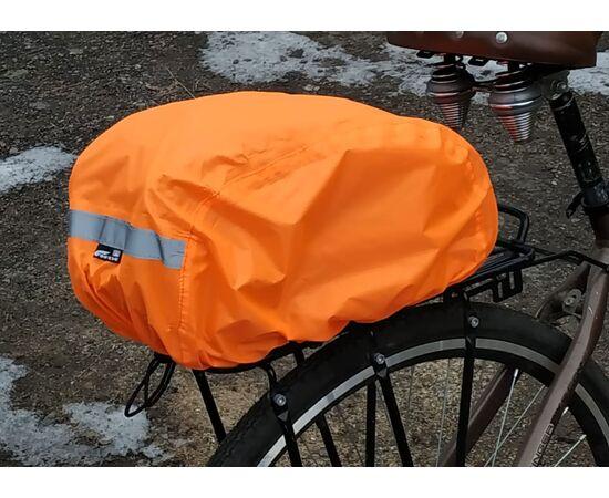Чехол-накидка для велосумок на багажник велосипеда