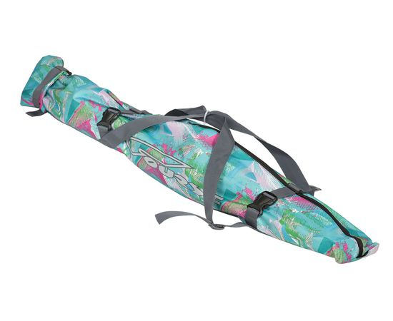 Чехол «Спектр» для беговых и горных лыж 150-180 см, цвет Light green