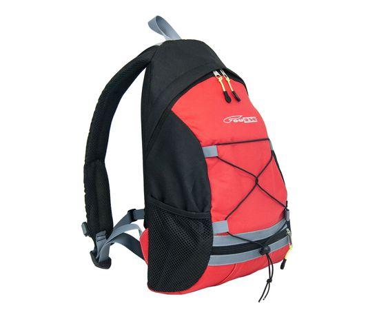 Рюкзак Course 18 литров, красно-черный