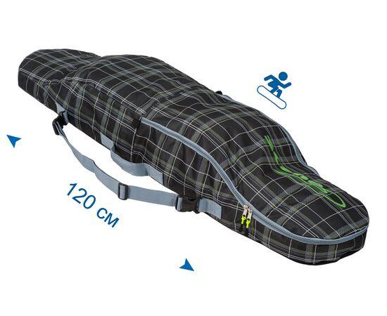 Чехол «Стэнг-2» для сноуборда однослойный 120 см