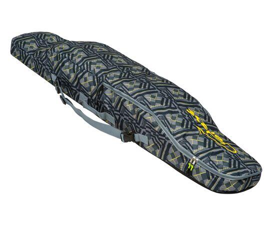 Чехол «Стэнг-2» для сноуборда однослойный 135 см, цвет Black stroke