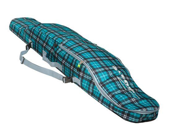 Чехол «Стэнг-2» для сноуборда однослойный 165 см, цвет Green check