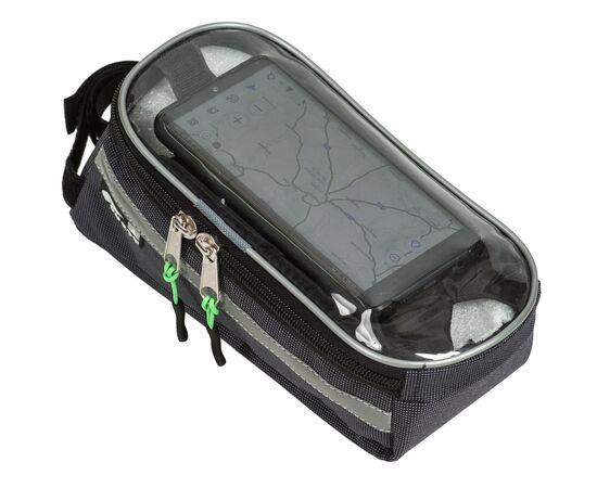 Велосумка «Мастер» для смартфона на раму (увеличенная)