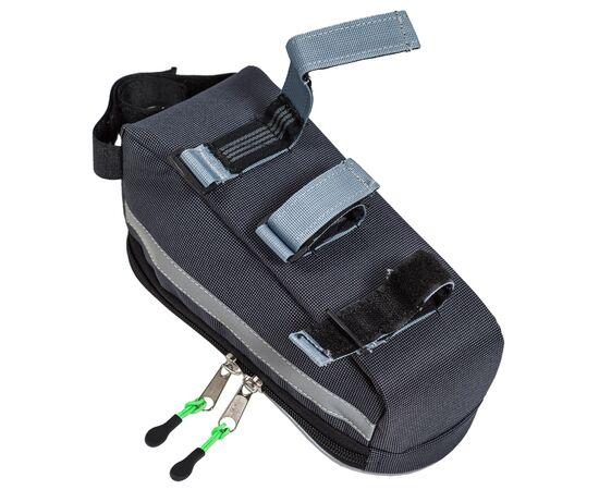 Велосумка «Мастер» для смартфона на раму (увеличенная), вид снизу