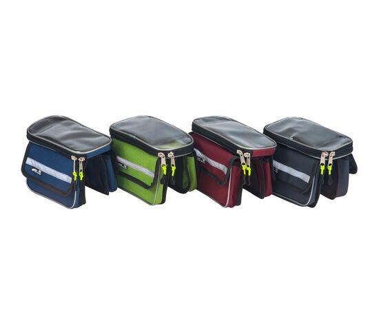 Велосумки «ПиФорм» на раму с чехлом для смартфона, все цвета