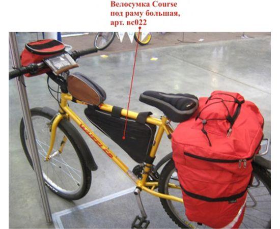 Велосумки и велорюкзаки COURSE