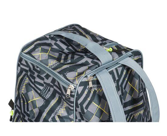 Сумка-рюкзак для 1 пары горнолыжных ботинок, цвет Black stroke