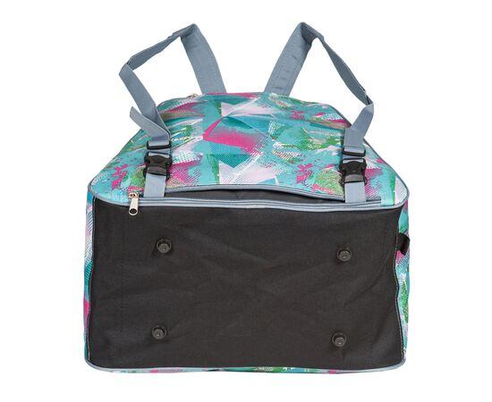 Сумка-рюкзак для 1 пары горнолыжных ботинок, вид снизу, цвет Light green