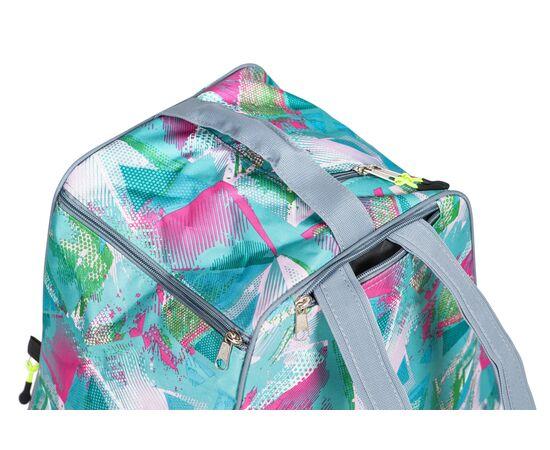 Сумка-рюкзак для 1 пары горнолыжных ботинок, цвет Light green